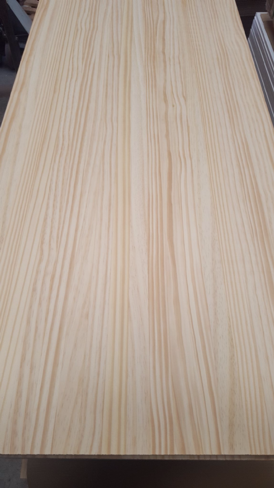 2400x610x30mm Knotless Pine Panel Radiata